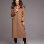 Удлиненное пальто классического кроя 2