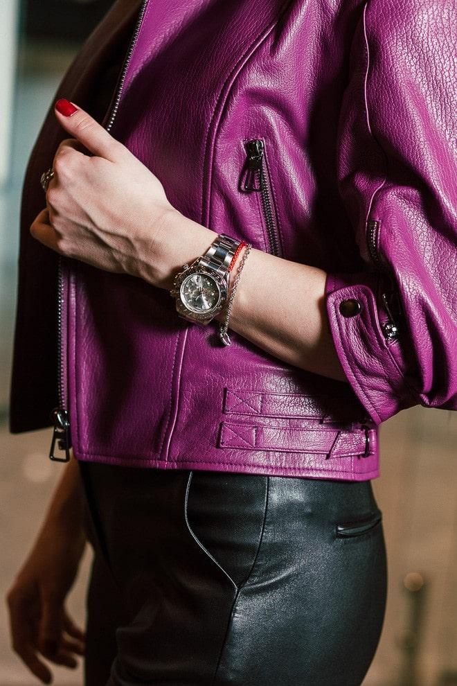Почему кожаная куртка косуха никогда не выйдет из моды 5