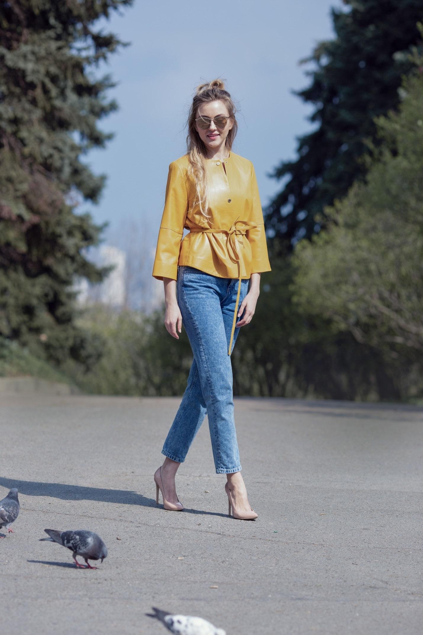 Сочетание цветов в одежде - создай свой безупречный стиль 5