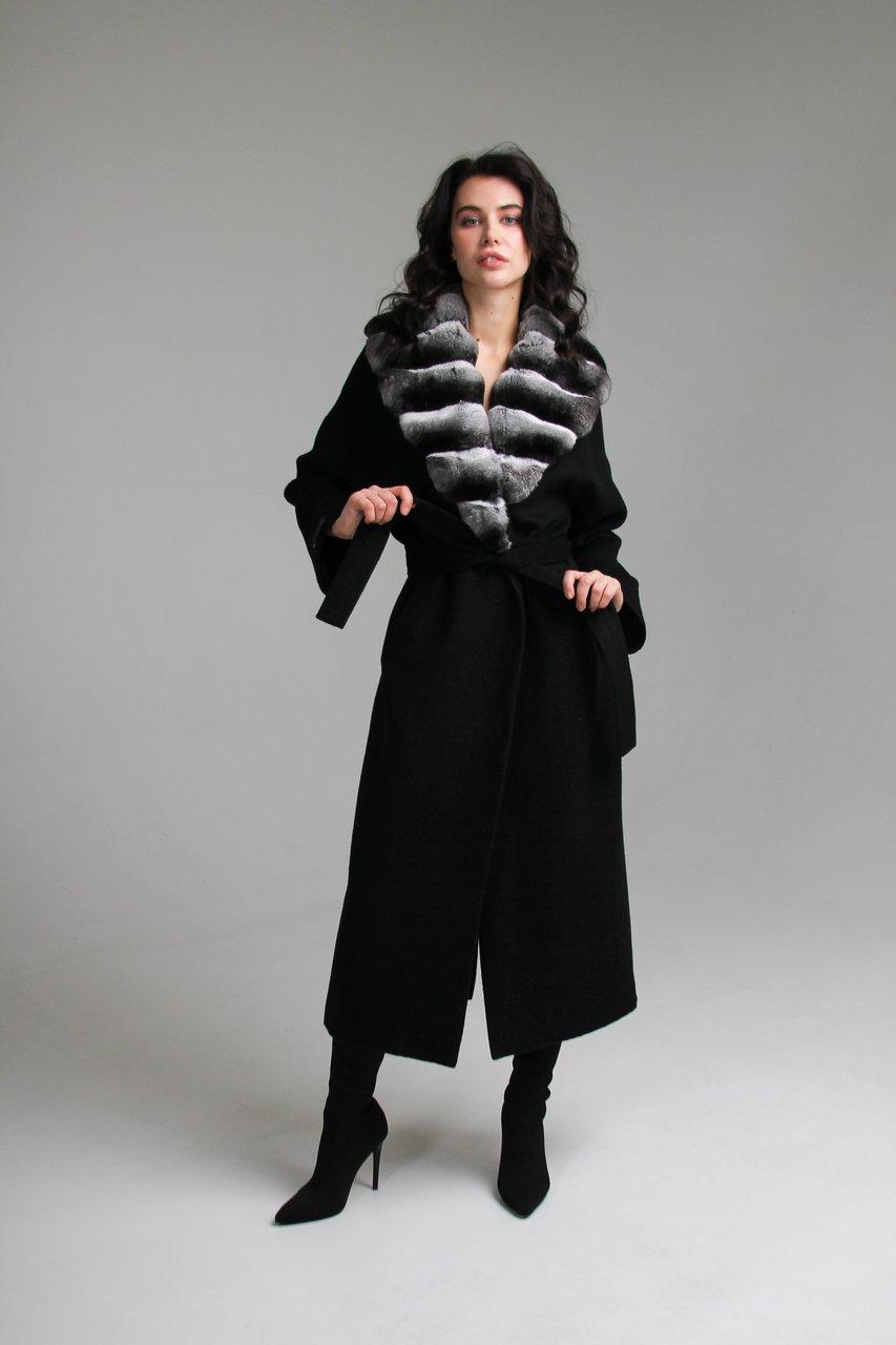 Удлиненное пальто 1