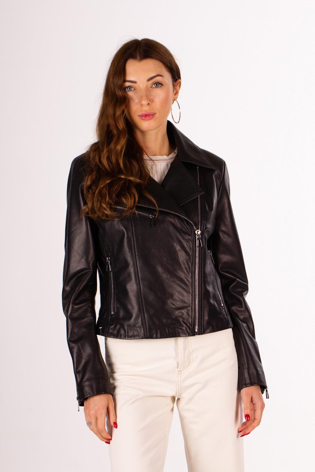 Кожаная куртка - косуха 1