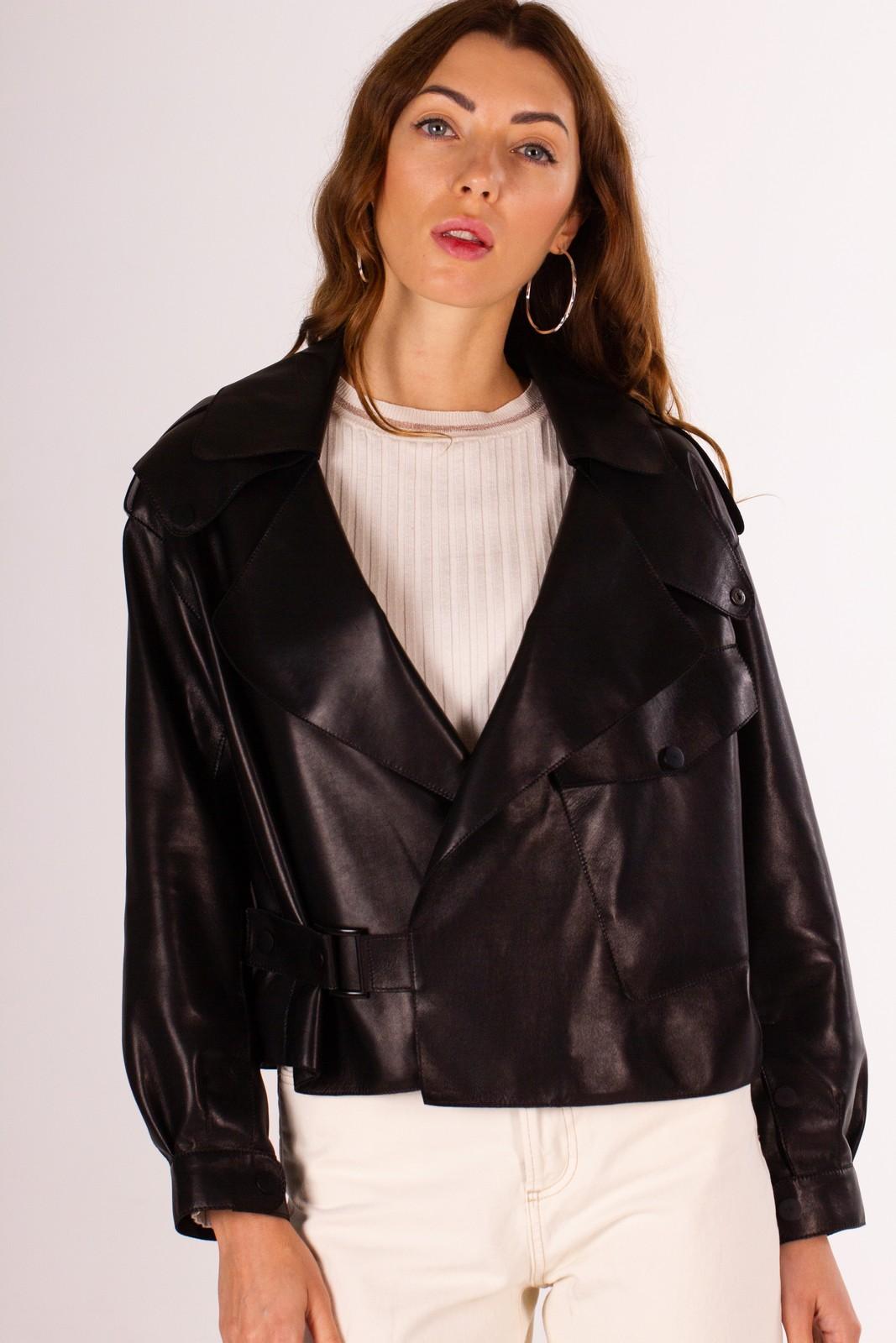 Кожаная куртка 1