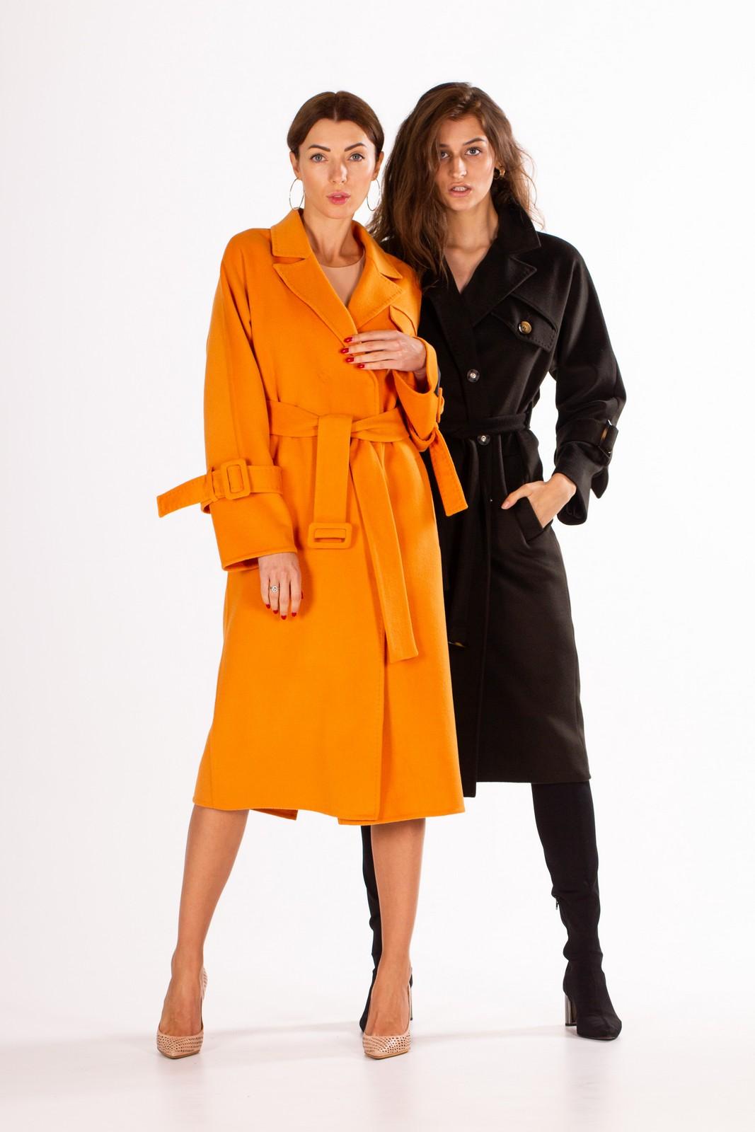 Двубортное пальто 1
