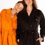 Двубортное пальто 3