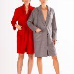 Однобортное пальто 2
