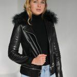 Стильная и модная куртка «косуха» 3