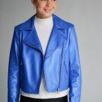 Куртка из натуральной кожи 4