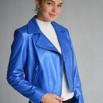 Куртка из натуральной кожи 2