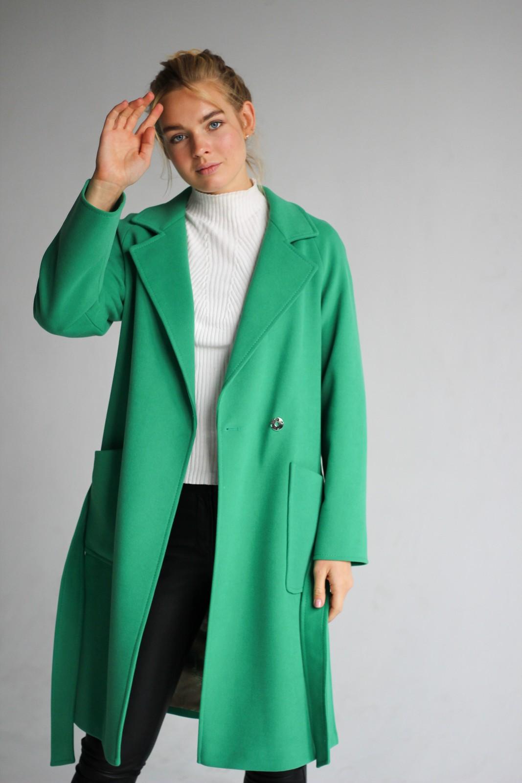 Пальто из шерсти 1