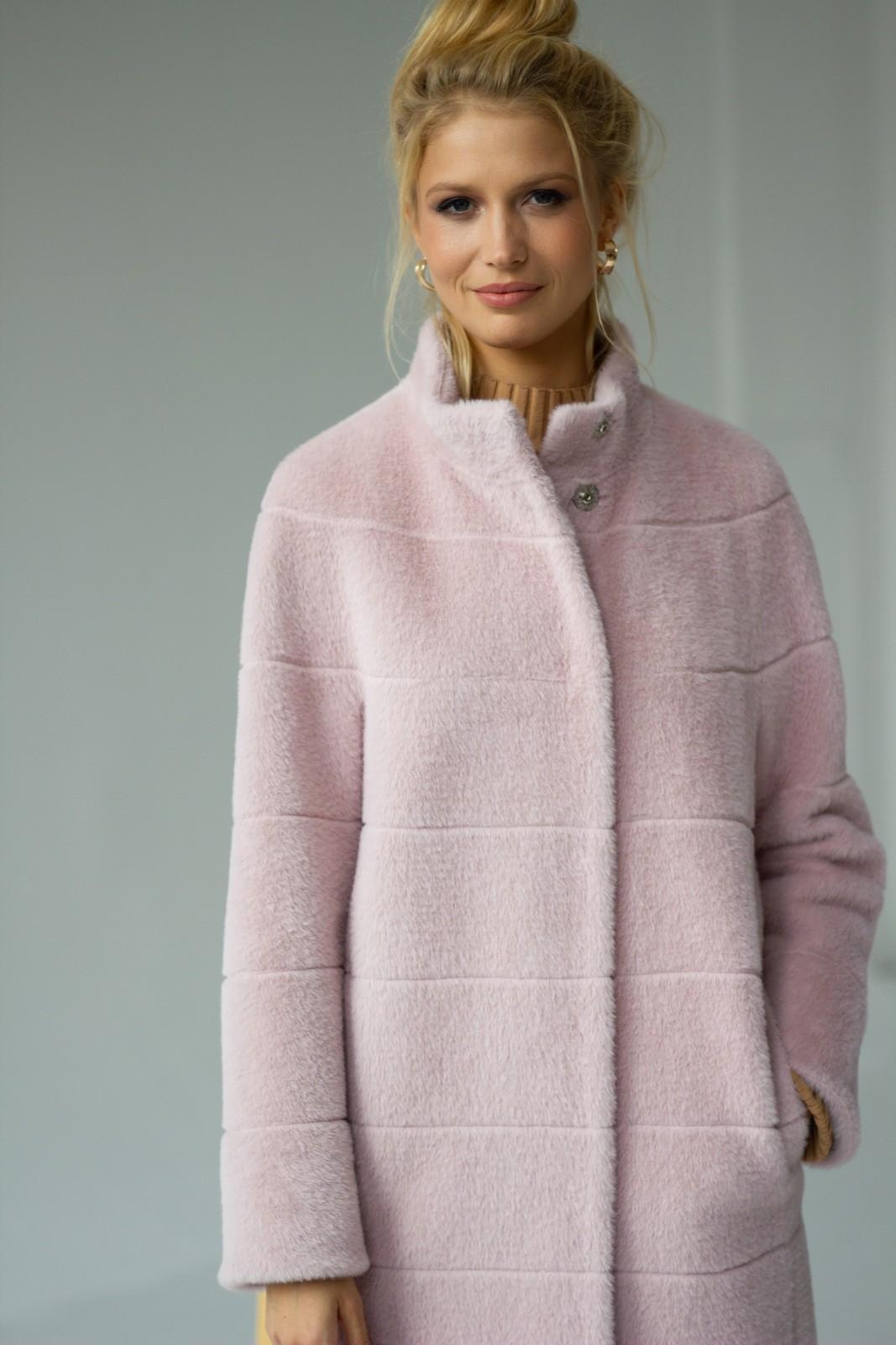 Пальто из нежной шерсти 1