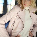 Куртка - косуха из натуральной кожи 2