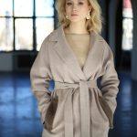 Классическое пальто из натуральной шерсти мериноса и кашемира 2