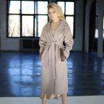 Классическое пальто из натуральной шерсти мериноса и кашемира 3