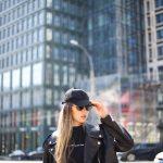 Кожаная куртка - косуха в стиле Кроко 6