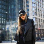 Кожаная куртка - косуха в стиле Celine 6