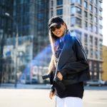 Кожаная куртка - косуха в стиле Celine 5