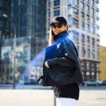 Кожаная куртка - косуха в стиле Celine 4