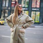 Пальто из натуральной тонкой и нежной шерсти 4
