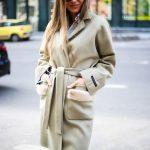 Пальто из натуральной тонкой и нежной шерсти 2