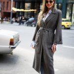 Очень стильное пальто из тонкой натуральной шерсти 4
