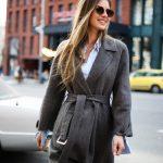 Очень стильное пальто из тонкой натуральной шерсти 2