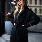 Пальто из тонкой и нежной шерсти цвета дипломат 3