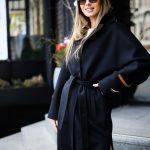 Пальто из тонкой и нежной шерсти цвета дипломат 2
