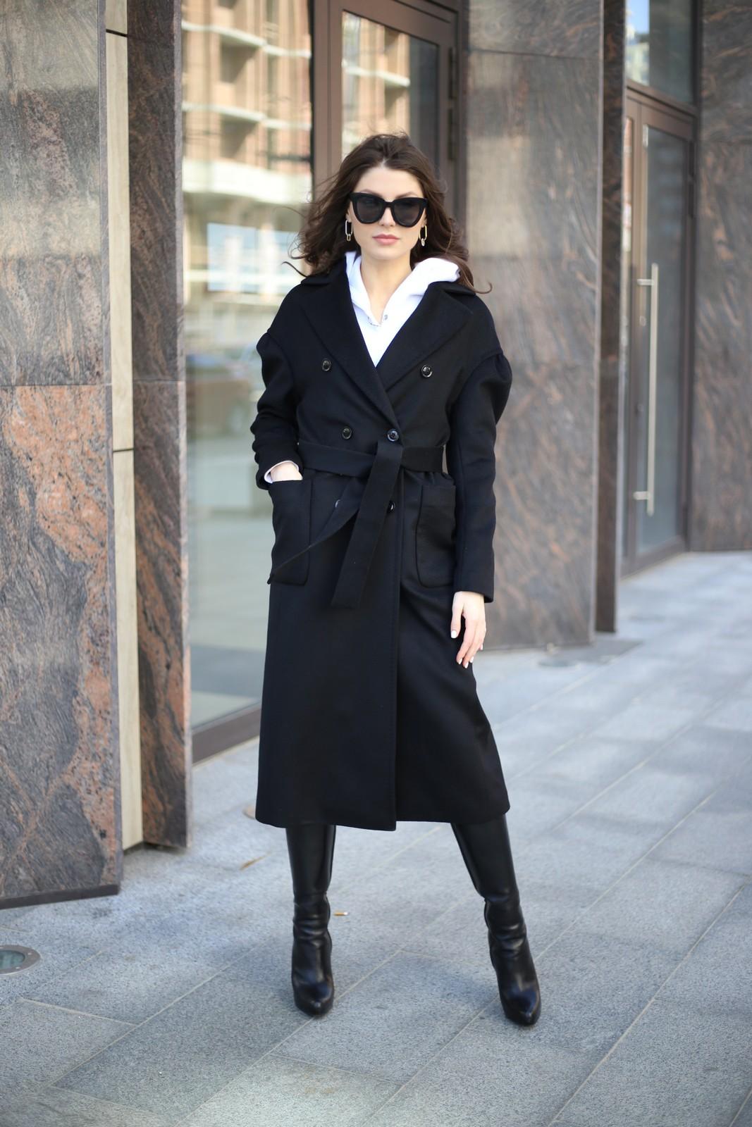 Пальто в стиле Макс Мара 1