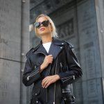 Кожаная куртка – косуха Аcne 2