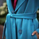 Пальто из шерсти альпаки и кашемира. 3