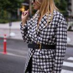 Пальто - жакет из шерсти альпаки и кашемира. 4
