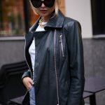 Куртка - косуха из натуральной кожи. 2