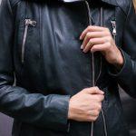 Куртка - косуха из натуральной кожи. 4