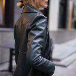 Куртка - косуха из натуральной кожи. 5